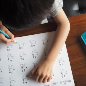 小学生の勉強時間の目安は?2年生のときは…