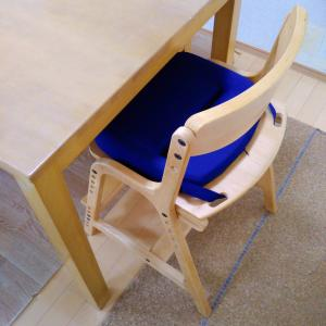 リビング学習の椅子としてISSEIKIのエアリーを購入した口コミ。安くておしゃれ。