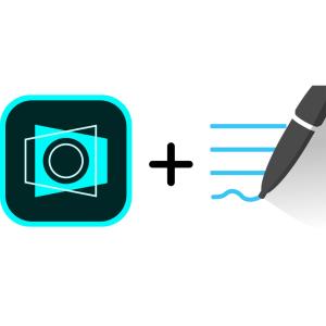 大量のプリントをきれいに整理!AdobeScanとGoodNotes5で簡単データ化。あと注釈もできます。