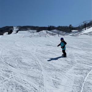 会津高原南郷スキー場・20-21シーズン