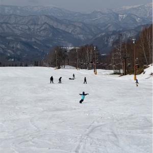 会津高原たかつえスキー場・2020-2021シーズン