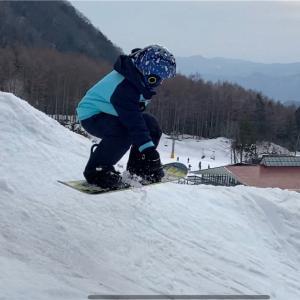 丸沼高原スキー場・2020-2021シーズン