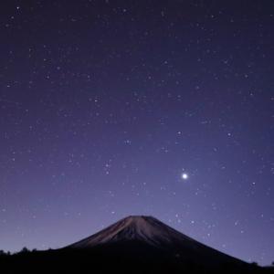 流れ星が見たいんです☆彡星降る夜を夢見て~流星群にもビッグ3がいるんだよ~