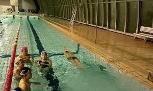 【水泳女子が挑む】ショートすぎるレスト50×2本35秒サークル