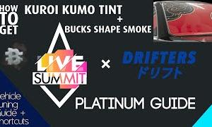The Crew 2   DRIFTERS ドリフト   Live Summit   Vehicle Tuning + Shortcuts   Platinum Guide & Gameplay