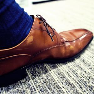 お気に入りの革靴を長くキレイに履くコツ