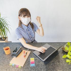 夏用マスク+冷感スプレーで【マスクをひんやり快適に♪】
