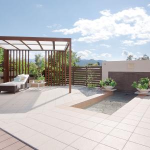 目隠しフェンスのリフォーム!自分好みのお庭をつくろう。