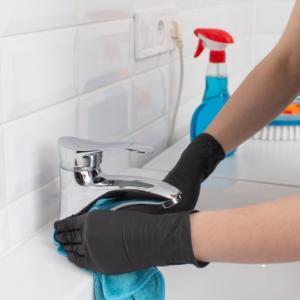 【水栓金具・洗面ボウル】汚れ落とし&小修理の方法