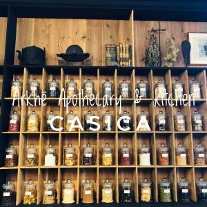 カラダに美味しいダシと薬膳!CASICAの「Arkhē apothecary & kitchen(アルケー・アポセカリー&キッチン)」【東京・新木場ランチ】