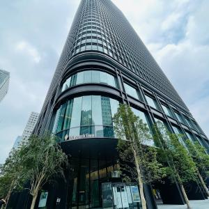 もうすぐオープン!東京の新しいシンボル「常盤橋タワー(TOKYO TORCH)」@千代田区大手町