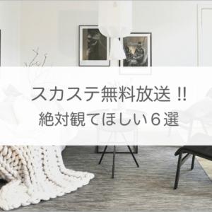 今日から!!タカラヅカ・スカイ・ステージ無料放送日に観て欲しい6選【宝塚】