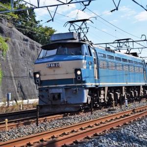 EF66 21号機