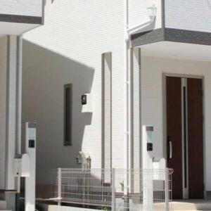 アーネストワンの建売住宅の門柱・宅配ボックスは?【表札の注文方法】