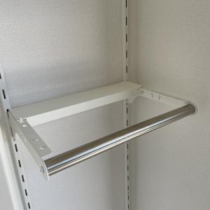 【アーネストワン新仕様】玄関フリーラック・下駄箱の横のスペースの有効活用