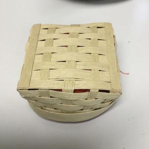セリアのミニバスケットキットを作ってみました