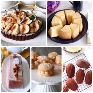 家族の健康へと繋がる手作りお菓子