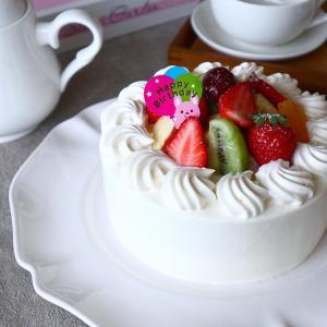 日々の潤いと健康のためにお砂糖控えめケーキ