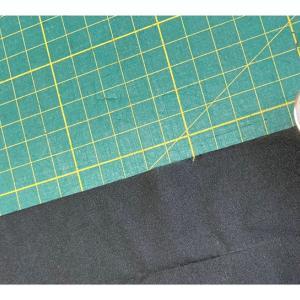 3着目パンツ!裁断・部分縫い