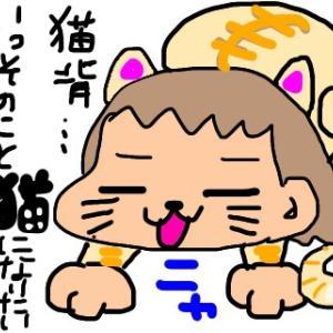 (猫背撃退)勉強やデスクワークの合間にストレッチ