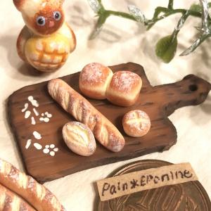 今日は『パンの日』♪