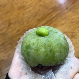 春のお彼岸・さんまる餅店さんでおはぎ販売が始まった!