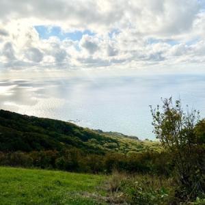 北海道のドライブコース・岩内町から島牧村歌島高原へ~高原からの景色を眺めて~