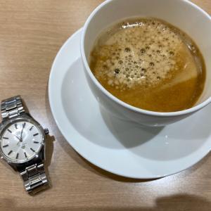 評判が良い時計です。