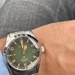 今日時計。
