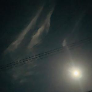 今夜は満月!心震えるおせつくすしてる?