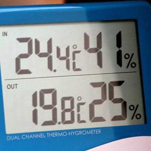 94話 室内24.4℃