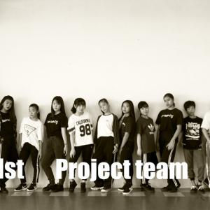 21st Stage Project Team始動しました