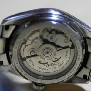 アナログな時計『SEIKO』几帳面な日本製のメカが飽きない
