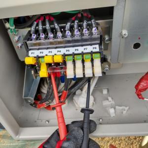 低圧5基、電気的な問題は?
