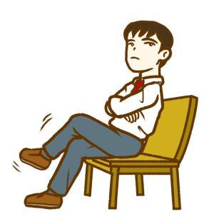 【タイトル】どうしよう、一日中続く貧乏ゆすり!寝ながらも!?