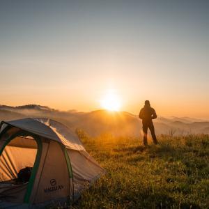 「ぼち活」という観点でソロキャンプを考えてみる