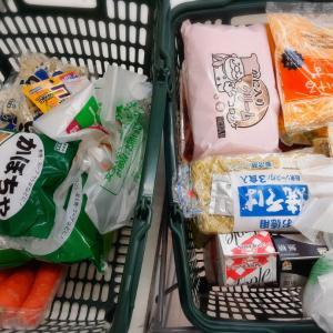 【牡蠣フライ】今日の節約おうちごはんと業務スーパー購入品~小分け作業~