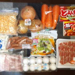 【カレーライス】今日の節約おうちごはんと慶太のセルフカット