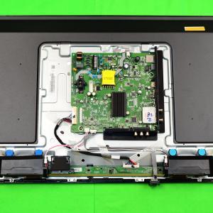 amazon格安販売のハイセンス製液晶テレビを分解してみた。