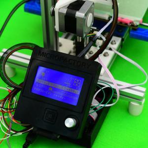 3Dプリンタ PRN3D EVOLUTION KITを組み付けてみた