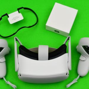 Oculus QUEST2を買ってみたので、開封レビューとか。