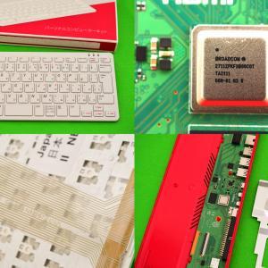 Raspberry Pi400日本版を分解してみた