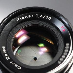 Planar50/1.4T* 「クモリ」はMMJ の持病みたいなものか!