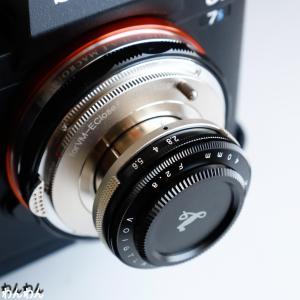 写りはやはり最新レンズ、HELIAR40-2.8