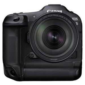 Canonに聞いた「R3」一問一答が面白い