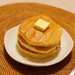 目標は2㎝!厚みのあるきれいなパンケーキを焼くコツ