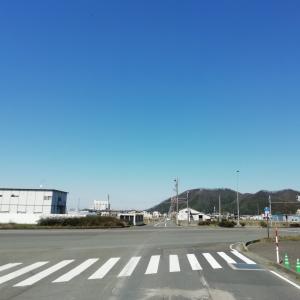 福井の田舎町の今日は綺麗な晴れ~です^^)