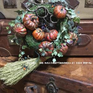 ♢令和元年♢ 2019Halloween wreathe