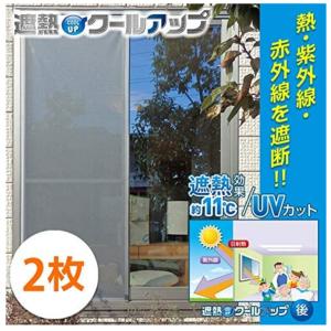 部屋を冷やせ!窓の遮熱シートで賢く節電