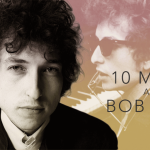 【音楽】ボブ・ディラン最新作が全英チャート1位に、男性アーティストでは史上最年長